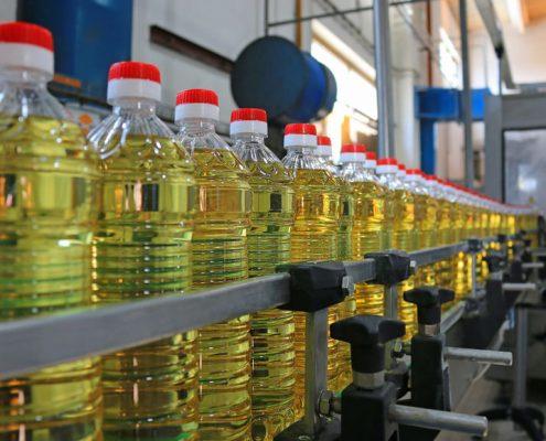 Productie metalen afwerking polyurea industrie